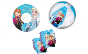 Set complet pentru plaja Frozen Disney