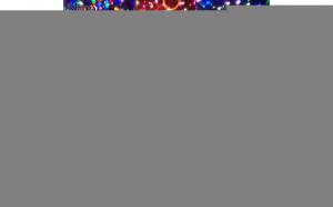 Bec disco luminos cu bluetooth