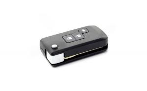 Nissan - Carcasa cheie tip briceag 2+1