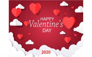 Calendar personalizat Valentine's Day