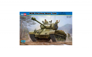 1:35 M26 Pershing Heavy Tank 1:35