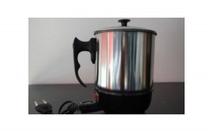 Cana de cafea electrica + Cadou