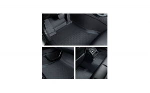 Covorase presuri cauciuc Premium stil tavita Bmw Seria 5 2017-2020 G30 Berlina