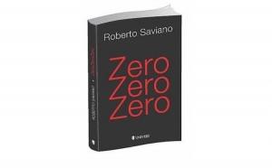 Zero Zero Zero , autor Alberto Saviano