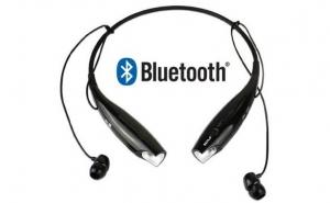 Set casti stereo bluetooth wireless