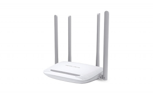 Router wireless N 300Mbps 4 antene fixe