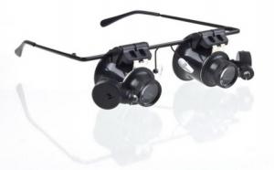 Ochelari-microscop ideali pentru studierea obiectelor mici la doar 49 RON in loc de 163 RON! Garantie 12 luni!