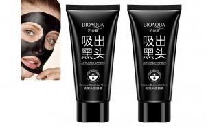 Set 2 masti BioAqua Black Mask