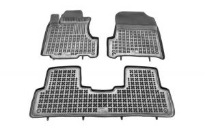Set covorase cauciuc stil tavita Honda CR-V III 09.06- suv Rezaw