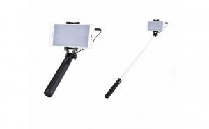 Stick selfie cu cablu si accesorii JSTd