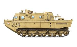 1:72 German Land-Wasser-Schlepper (LWS)
