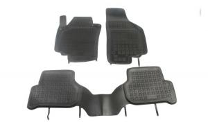 Set covorase cauciuc stil tavita Seat Altea XL 10.06- Rezaw