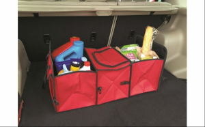 Organizartor portbagaj cu compartiment termoizolat, la doar 49 RON in loc de 100 RON
