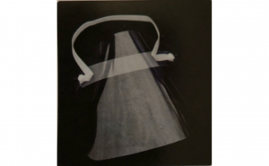 Viziera de protectie, transparenta, masura universala - 3 bucati