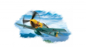 1:72 Messerschmitt Bf.109E-3 1:72