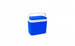 Lada frigorifica 10L albastra