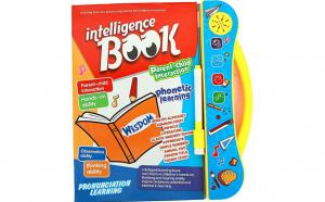 Carte inteligenta electronica pentru invatarea limbii engleze