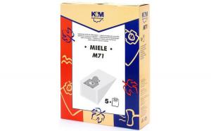 Sac aspirator Miele S 246- S 256, hartie, 5X saci, KM