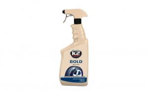 Solutie curatat anvelope bold 700 ml k1572, K2