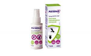 Spray repelent împotriva țânțarilor și a căpușelor Santaderm ParasiteS, 100 ml