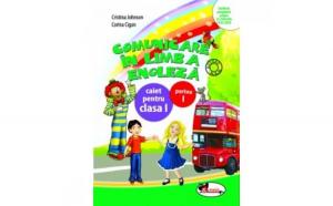 Comunicare in limba engleza. Caiet clasa