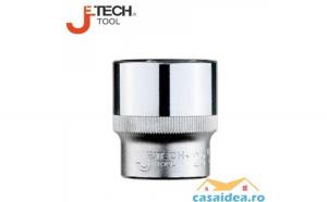Capat chei tubulare 3 8   20 mm JeTECH   J   SK3 8 20