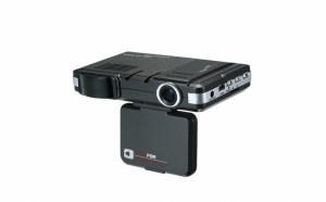 Camera auto DVR - detector radar incorporat