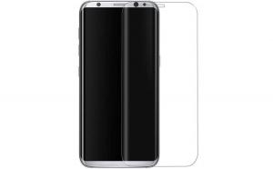 Folie Plastic Samsung Galaxy A6 2018 Flippy Transparent
