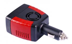 Mini invertor de 150 w, de la 12v la 220v in masina