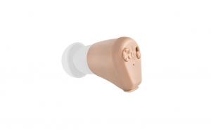 Amplificator auditiv intraauricular