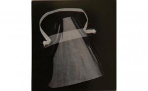 Viziera de protectie, transparenta, masura universala - 6 bucati