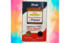 Clatite cu Alune de Padure si Papaya