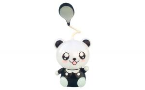 Veioza cu incarcare USB - urs panda 7x30 cm