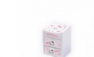 Cutie de bijuterii Hello Kitty, la doar 19 RON in loc de 80 RON