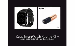 Ceas SmartWatch Xtreme X6