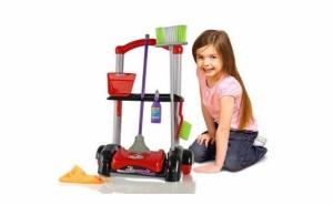 Jucarie - Set curatenie pentru copii la 139 RON in loc de 278 RON