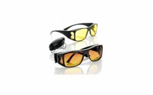 Ochelari de zi si de noapte HD Vision-set 2 perechi