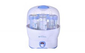 Sterilizator cu aburi pentru biberoane Honey Baby