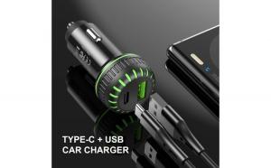 Incarcator Auto Premium cu iesire USB