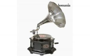 gramofon Octogonal