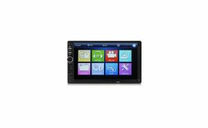 Mp5 player auto 7018b,  2 DIN Touch screen 7, Bluetooth USB Black Friday Romania 2017