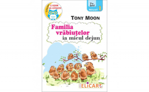 Familia vrabiutelor ia micul dejun autor Tony Moon