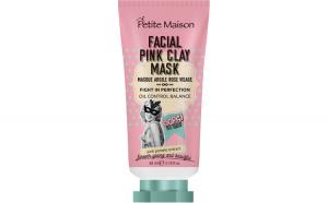 Mască de față Petite Maison Pink