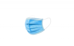 Set masca protectie faciala de unica folosinta, 50 buc