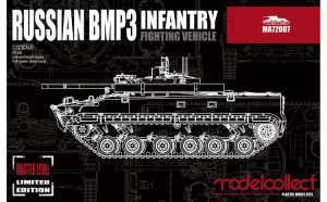 1:72 Russian BMP3 infantry fighting