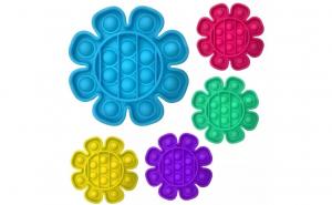Jucarie senzoriala antistres, floare