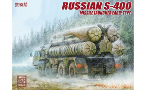 1:72 Russian S-400 Missile Launcher 1:72