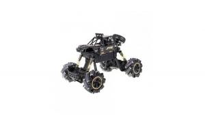 Masina de jucarie Rock Crawler 4x4, 1:14, auriu
