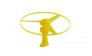 Jucarie disc zburator cu lansator