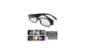 Ochelari speciali pentru citit cu LED-uri la doar 25 RON